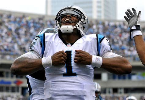 Huge Saintspanthers Brawl Breaks Out After Cam Newton's