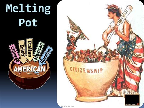melting pot in america the new immigrants us history