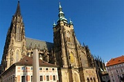 St Vitus Cathedral, Prague - Stained glass, opening times ...