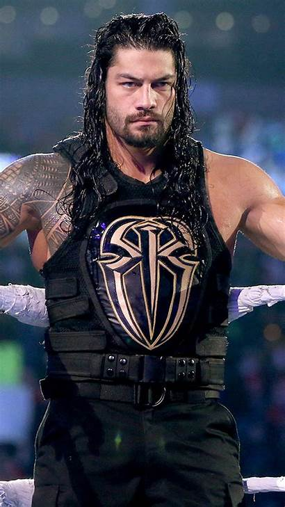 Roman Reigns Wallpapers Wwe Mobile Cell Shield