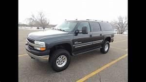 Duramax Suburban   2003 Chevy Suburban 2500hd   Stock