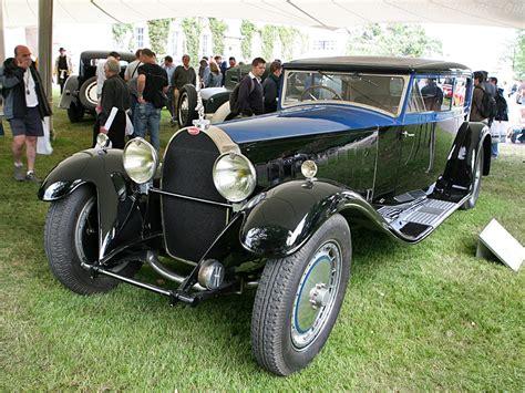 1932 Bugatti Type 41 Royale Kellner Coach Images