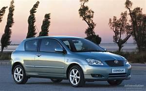 Toyota Corolla 2002 : toyota corolla 3 doors 2002 2003 2004 autoevolution ~ Medecine-chirurgie-esthetiques.com Avis de Voitures