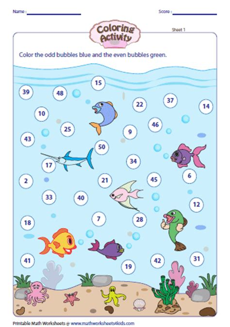 3rd Grade » Odd And Even Numbers Worksheets 3rd Grade  Printable Worksheets Guide For Children
