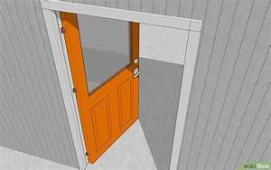 Fassade Streichen Temperatur : eine aussent r streichen wikihow ~ Markanthonyermac.com Haus und Dekorationen