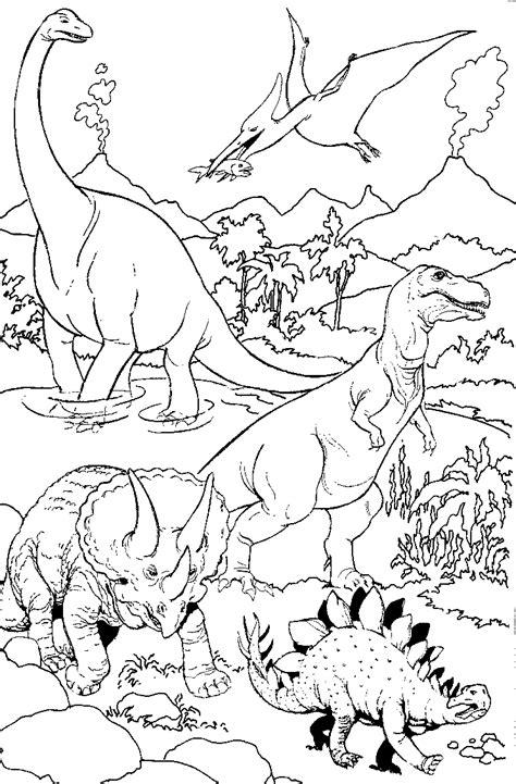Dinosaurier malvorlagen kostenlos zum ausdrucken