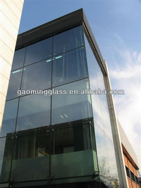 point supported glass curtain wall spider glass wall