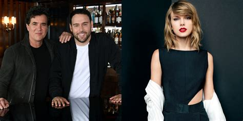 Taylor Swift And Scooter Braun's One Sided Beef Is Really ...