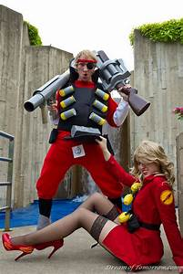 Team Fortress 2 Female Soldier and Demoman Cosplay [pic ...