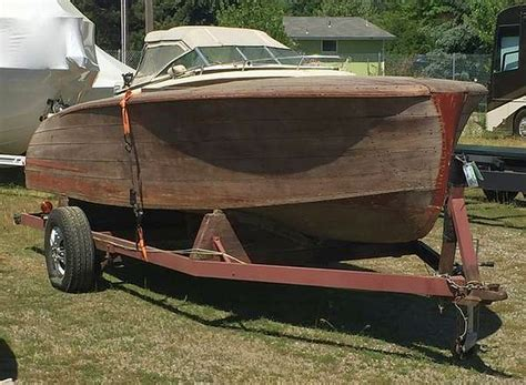 Classic Riviera Boats by Chris Craft Riviera Port Carling Boats Antique