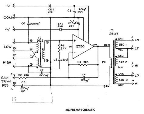 Dbx Crossover Wiring Diagram by Diy Archives Thd Industries