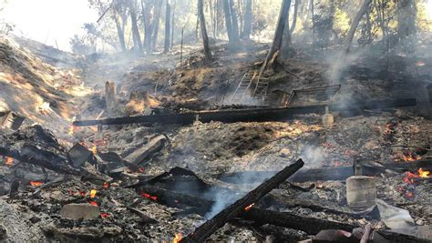 bear fire  mandatory evacuations  boulder creek