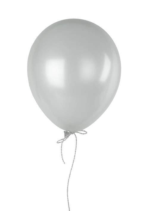 white pearl  balloons pearl white