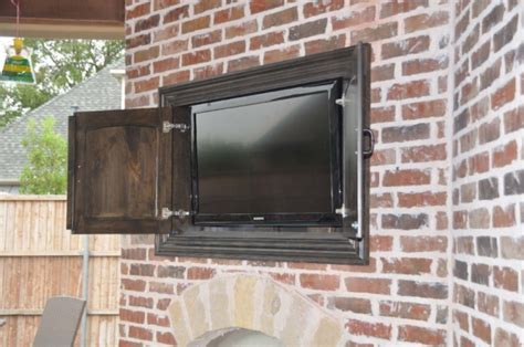 outdoor tv cabinet for outdoor tv cabinet plans newsonair org