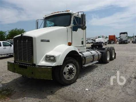 used kenworth trucks for sale in texas 2011 kenworth t800 in texas for sale used trucks on