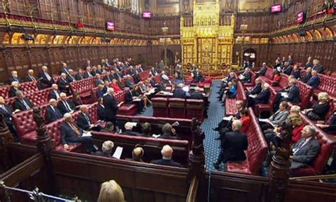 House Of Lords Claim They Have The Right To Block Clean