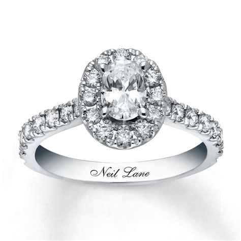 neil engagement ring 1 1 2 ct tw diamonds 14k white gold 94025041299 kayoutlet