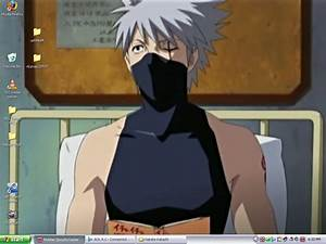 Kakashi's face unmasked (Possibly official) : Naruto