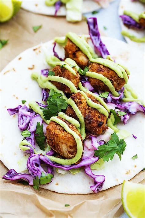 recipes fish baja grouper tacos