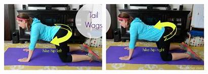 Pain Exercises Pregnancy Relieve Tail Exercise Hip