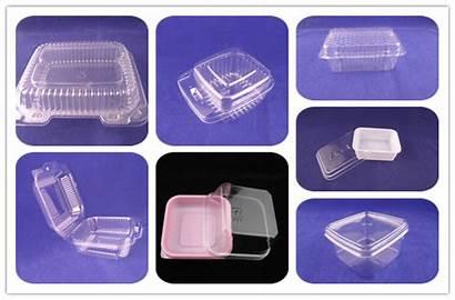 Plastic Custom Cheese Box Cake Packaging Candy