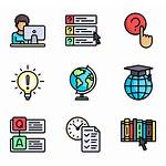 Learning Icon Learn Elearning Icons Svg Education