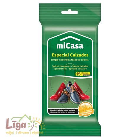Salvetes mitrās apaviem 15gb Micasa | ligatc.lv