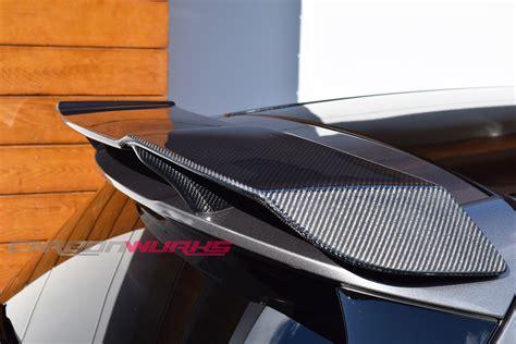 carbonwurks custom carbon fibremercedes a class carbon fibre boot spoiler carbonwurks custom
