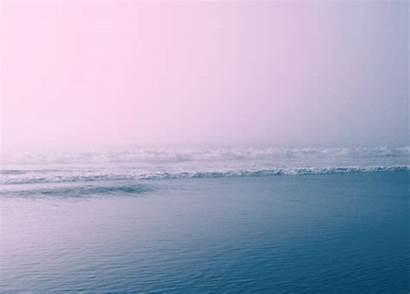 Ocean Aesthetic Waves Wave Pastel Sky Shore