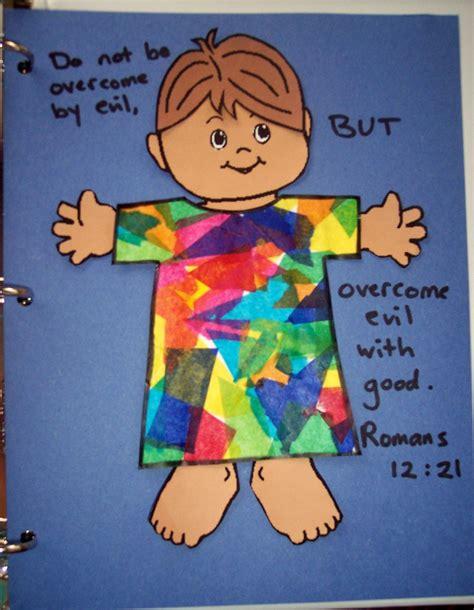 joseph s colorful coat school bible school crafts 683 | d88968e9af778f5a46e97a2c9561f0be