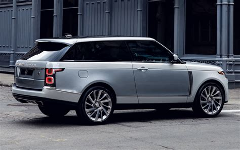 range rover sv coupe  wallpapers  hd images car pixel