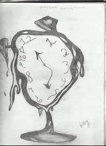 Melting Clock by AvengedSevenfold935 on DeviantArt