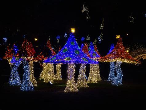 salerno giardino incantato d artista artists lights in the city of