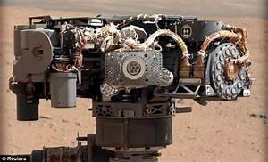Curiosity rover captures amazing photograph of Martian ...
