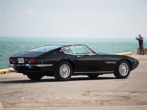 Vintage Maserati by 1972 Maserati Ghibli Ss 4 9 Maintenance Restoration Of