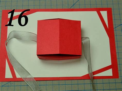 pop up card box template christmas gift box pop up card tutorial creative pop up cards