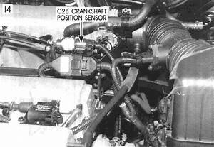 Where Is The Crankshaft Positioning Sensor Located On A