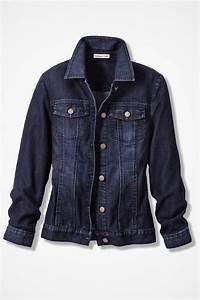 Denim Jacket - Womenu0026#39;s Jackets | Coldwater Creek