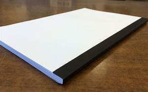 booklet binding 101 With binding options for large documents