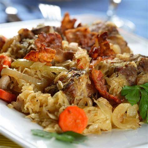 cuisiner la choucroute choucroute allemande ou alsacienne