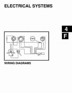 Mercruiser Electrical Diagrams Engines  Drives And