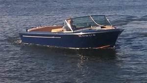 1971 Century Resorter 18 U0026quot  Vintage Boat Obo- Open To Trades
