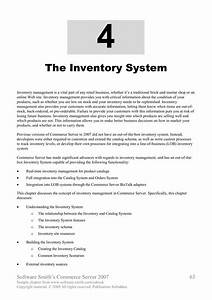 13  Inventory Database Examples