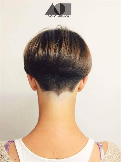 Hairstyles And Cuts by Pin On Back View Assym Bobs
