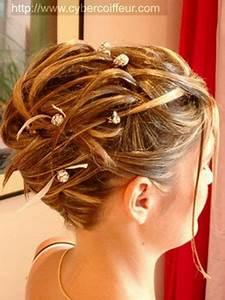 Coiffure Mariage Cheveux Court : chignon pour cheveux court chignon mariage pinterest ~ Dode.kayakingforconservation.com Idées de Décoration