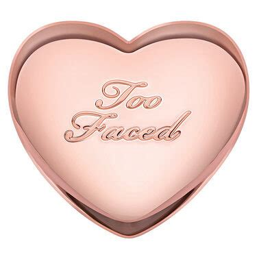 too faced ray of love light prismatic highlighter too faced ray of light