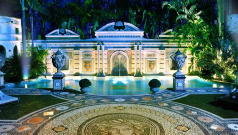 gianni versace s former mansion opens up as a boutique