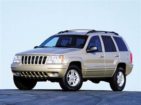 Jeep Grand Cherokee Ii (wj) 3.1 Td (140 Hp) 4wd