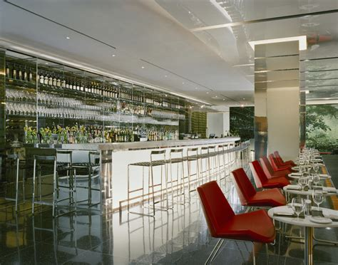 moma restaurant the modern the modern at moma bentel bentel architects planners a i a