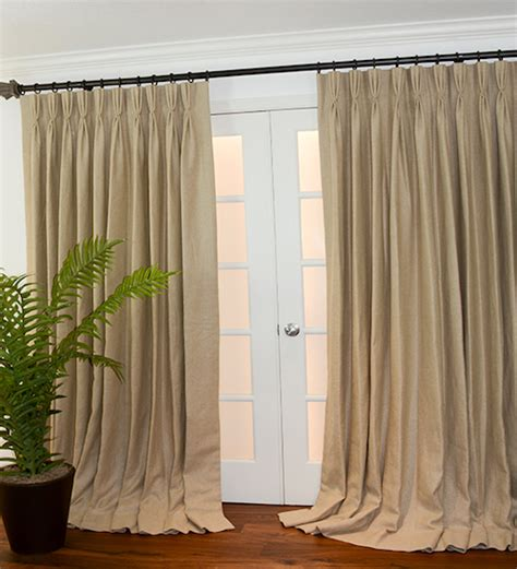 At Home Drapes by Drapestyle Luxe Custom Drapes Drapestyle